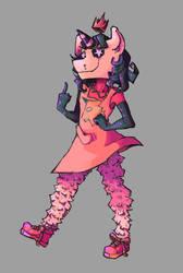 Princess [fortuna] by Myeth