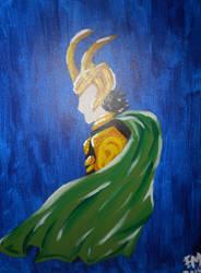 Loki Of Asgard by 88Black-Rose88