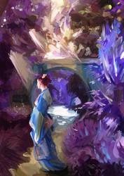 Garden of wonders by Weelcheetza