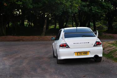 Evolution 7 rear by shangostar