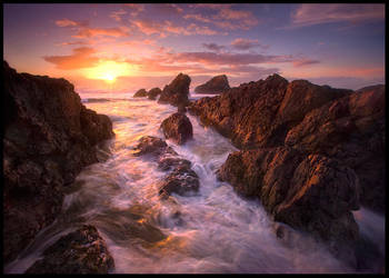 Song of the Tides by MarcAdamus