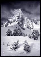 Ice Tower by MarcAdamus