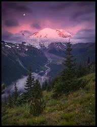 Magic Mountain by MarcAdamus