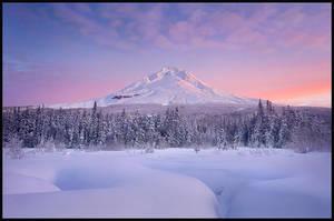 Mountain Graceful by MarcAdamus