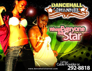 Dancehall Channel by KingstonGraphics