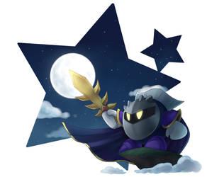 Meta Knight by Stardust-Dreamii