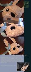 White Rabbit by PlainYellowFox