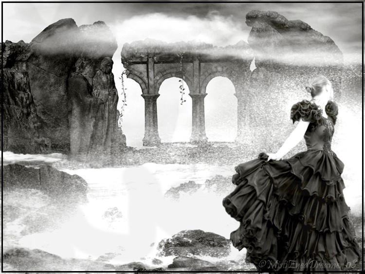 Escape by MistyEyedDreamer