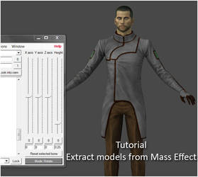 Tutorial - Extract Models by nach77