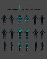 Alliance Armor and Weapons (v1 obsolete) by nach77