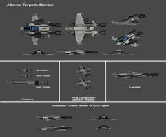 Alliance Torpedo Bomber by nach77