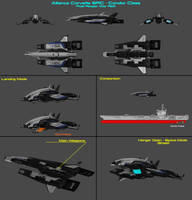 Alliance SRC Condor Class Refit by nach77