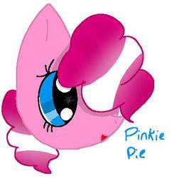 --Pinkie Pie-- by PaintedGems