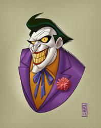 The Joker by CamaraSketch