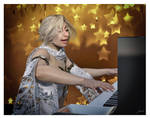 A STAR IS BORN DAZ3D  GAGA TRIBUTE by 12CArt