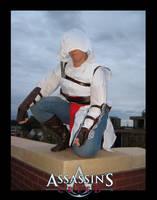 Altair - Assassin by trinityrenee