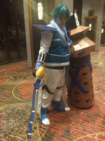 NDK Competition 2016 Group - Ovan by trinityrenee