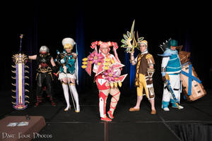 NDK Competition 2016 Group - Full Group by trinityrenee