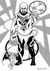 Magician by Perdidobear