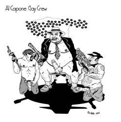 Al Capone Gay Crew by Perdidobear
