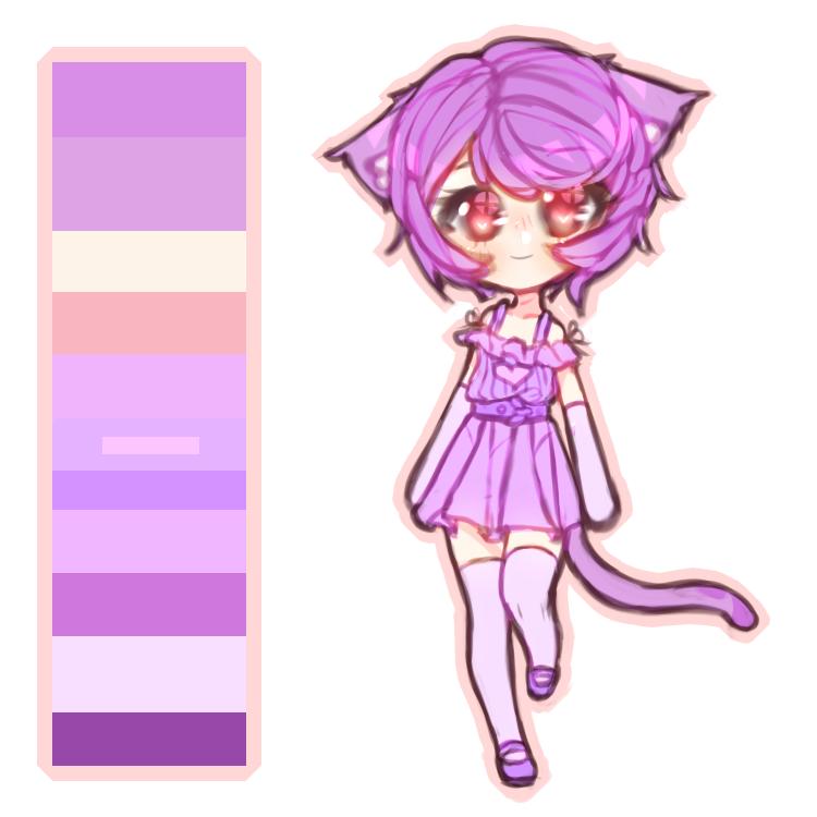 Violet by firiitan