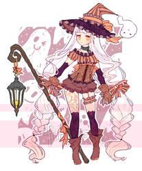 [CLOSED] Adopt - Beware the ghost shepherd ! by firiitan