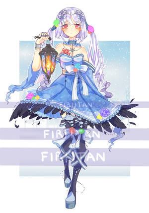 [CLOSED] Adopt - Mist Princess by firiitan