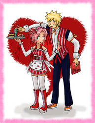 The Food Is For The Customers by Sakura-Loves-Naruto