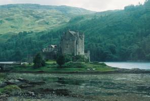 Scotland by colorblindstudios