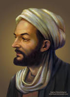 Hakim Abo Ali Sina by artforheart