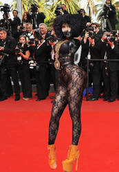 Nicki Minaj Red Carpet by STEVEBEST88