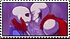 fontcest stamp 04 by smol-skeleton