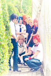 UtaPuri : Summer Uniform by Bluedknn