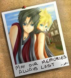 Lasting Memories by Magical-Elf