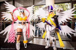 Angels of Light and Hope by TreLeCosplay