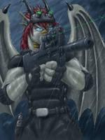 Dragonmassiel by Max-Dragon
