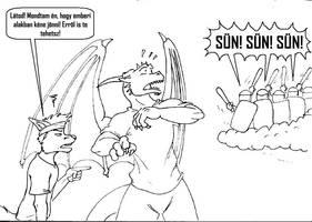 Sun by Max-Dragon
