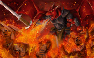 Dragonfire by Max-Dragon