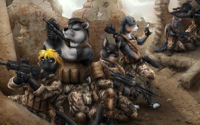Squad by Max-Dragon