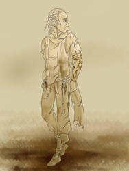 Barbarian by SybilaSulfur