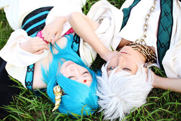 Magi/...before you get up by rokuX6