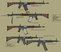 The Guns of Araea - KG-35: Reloaded by Kazanlak10