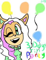 My birthday is in 3 days by Emimationss