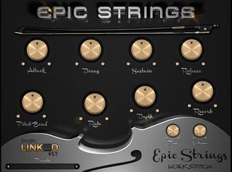 Epic Strings by vStyler