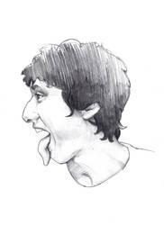 Portrait Sketch 03 by sketchgrind