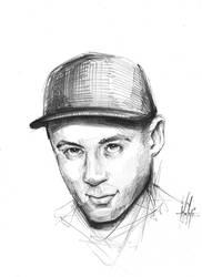 Portrait Sketch 06 by sketchgrind