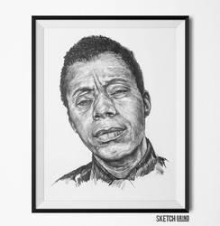 Portrait Sketch 08 by sketchgrind