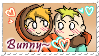 Butters x Kenny Stamp by Sude-Banner