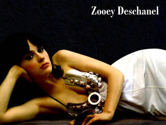 Zooey Deschanel Wallpaper by Zooey-Deschanel-Club