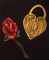 My Heart's Key by SatiricMilk